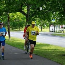 Pärnumaa Võidupüha maraton - Janek Ollep (28), Kaido Karussaar (59)