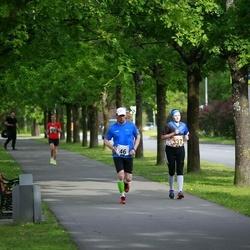 Pärnumaa Võidupüha maraton - Kaido Aaslaid (46), Mari-Liis Kaljur (337)
