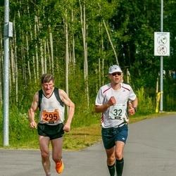 Pärnumaa Võidupüha maraton - Aivar Angelstok (32), Juhan Änilane (295)