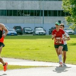 Pärnumaa Võidupüha maraton - Janno Juhkov (33), Riina Rahuoja (294)