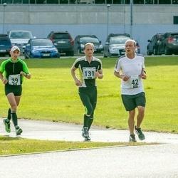 Pärnumaa Võidupüha maraton - Siim Schvede (39), Ando Viispert (42), Toomas Paas (131)