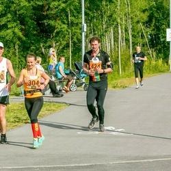 Pärnumaa Võidupüha maraton - Kaarel Kaisel (250), Ireen Reier (304), Tarmo Visnapuu (424)