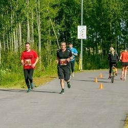 Pärnumaa Võidupüha maraton - Arthur Kuusk (334), Erko Sergejev (464)