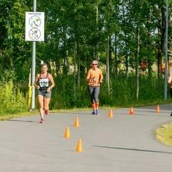 Pärnumaa Võidupüha maraton - Siiri Pilt (134), Elo Rüütel (248)