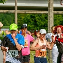 Pärnumaa Võidupüha maraton - Maido Kaljur (27), Marina Järve (313)