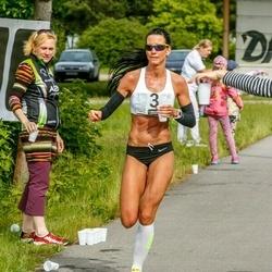 Pärnumaa Võidupüha maraton - Maris Tamm (3)