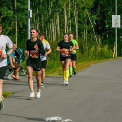 Pärnumaa Võidupüha maraton - Kadri Janson (286), Siim Saidla (308)