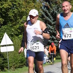 SEB Tallinna Maraton - Glen Andrew (472), Andre Abner (1621)