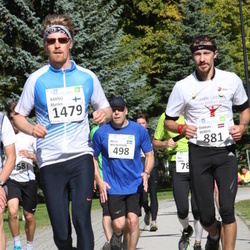 SEB Tallinna Maraton - Martin Magnusson (498), Dzintars Rerihs (881), Aarno Alanko (1479)