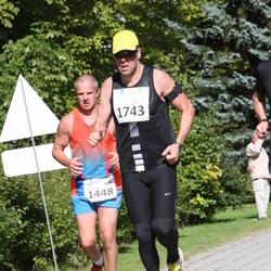 SEB Tallinna Maraton - Jens Schlottag (1448), Ago Teder (1743)