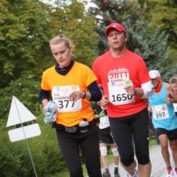 SEB Tallinna Maraton - Birgi Putkonen (377), Indrek Ilves (1650)