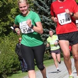 SEB Tallinna Maraton - Anna-Reeta Oksanen (856), Anti Kalle (1744)