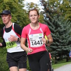 SEB Tallinna Maraton - Ain Pärna (295), Aet Udusaar (1441)