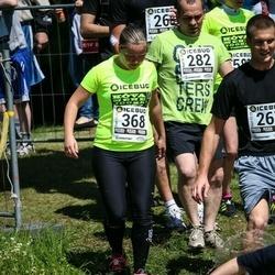 ICEBUG 8. Kõva Mehe Jooks - Ivo Adamson (282), Elina Marmor (368)