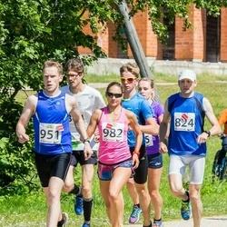 Elva tänavajooks - Pärtel Piirimäe (824), Jaanus Mäe (951), Kaisa Kukk (982)