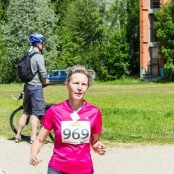 Elva tänavajooks - Sirje Kaljumäe (969)