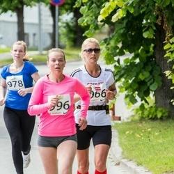 Elva tänavajooks - Merike Ilves (966), Katrin Laul (978), Merilin Punder (996)