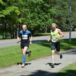 Elva tänavajooks - Urmas Ervin (560), Tiit Kibuspuu (884)