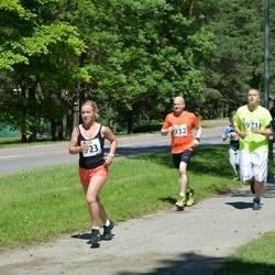 Elva tänavajooks - Ingrid Lindenberg (723), Marko Pille (932)