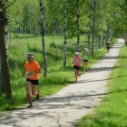 Elva tänavajooks - Kadiliis Kuiv (597), Tiina Tiisler (863), Riinu Vassiljev (880)