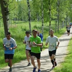 Elva tänavajooks - Ülar Lehiste (976), Taavi Jakobson (984), Marek Naaris (985)