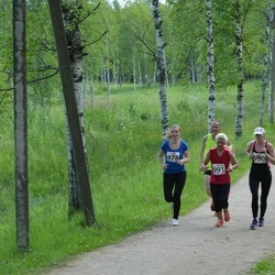 Elva tänavajooks - Katrin Laul (978), Maarika Lementa (990)