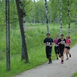 Elva tänavajooks - Kadi-Liis Hansen (565), Kaido Sillar (962), Mari Ainso (963), Külli Koort (998)