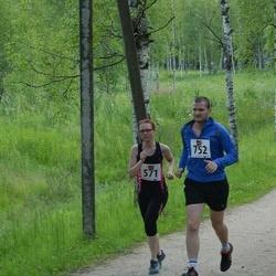 Elva tänavajooks - Mariliis Hänilane (571), Sander Mändoja (752)