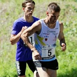 34. jooks ümber Pühajärve - Kenny Kivikas (5)