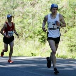 34. jooks ümber Pühajärve - Allan Männi (7)