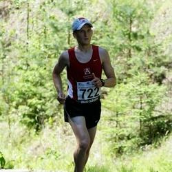 34. jooks ümber Pühajärve - Taavi Tubilis (722)
