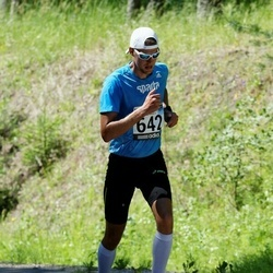 34. jooks ümber Pühajärve - Aivar Rehemaa (642)