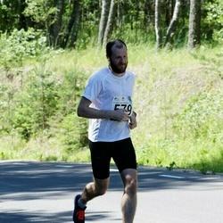 34. jooks ümber Pühajärve - Märten Mõttus (579)
