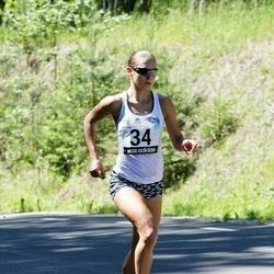 34. jooks ümber Pühajärve - Kaisa Kukk (34)