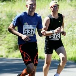 34. jooks ümber Pühajärve - Siim Lehismets (537)
