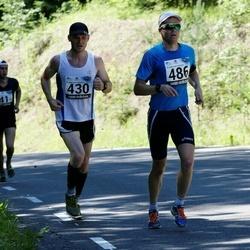 34. jooks ümber Pühajärve - Jaan Koolmeister (486)