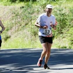 34. jooks ümber Pühajärve - Marek Luts (36), Ülari Alamets (53)