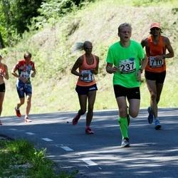34. jooks ümber Pühajärve - Tarvo Treier (237)