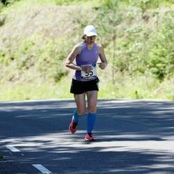 34. jooks ümber Pühajärve - Annika Vaher (55)