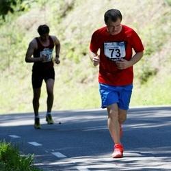34. jooks ümber Pühajärve - Tauri Hainsoo (73)