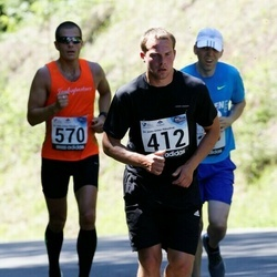 34. jooks ümber Pühajärve - Tave Allik (412)