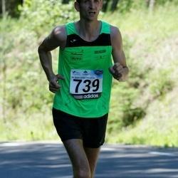 34. jooks ümber Pühajärve - Kalmer Vaakmann (739)
