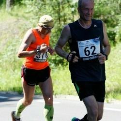 34. jooks ümber Pühajärve - Hannes Naur (62)