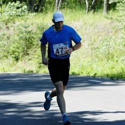 34. jooks ümber Pühajärve - Indrek Karolin (473)