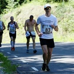 34. jooks ümber Pühajärve - Armin Soosalu (83)