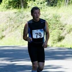 34. jooks ümber Pühajärve - Raimo Kurg (79)