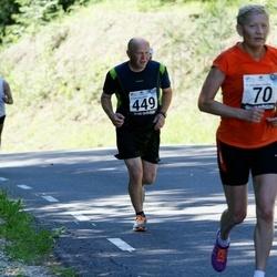 34. jooks ümber Pühajärve - Villu Joa (449)
