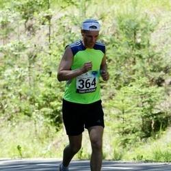 34. jooks ümber Pühajärve - Villu Kask (364)