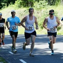 34. jooks ümber Pühajärve - Kristo Peterson (99), Aarne Seeba (674), Marten Pulles (856)