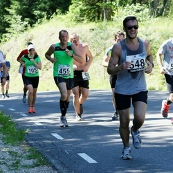 34. jooks ümber Pühajärve - Henri Liiva (548)